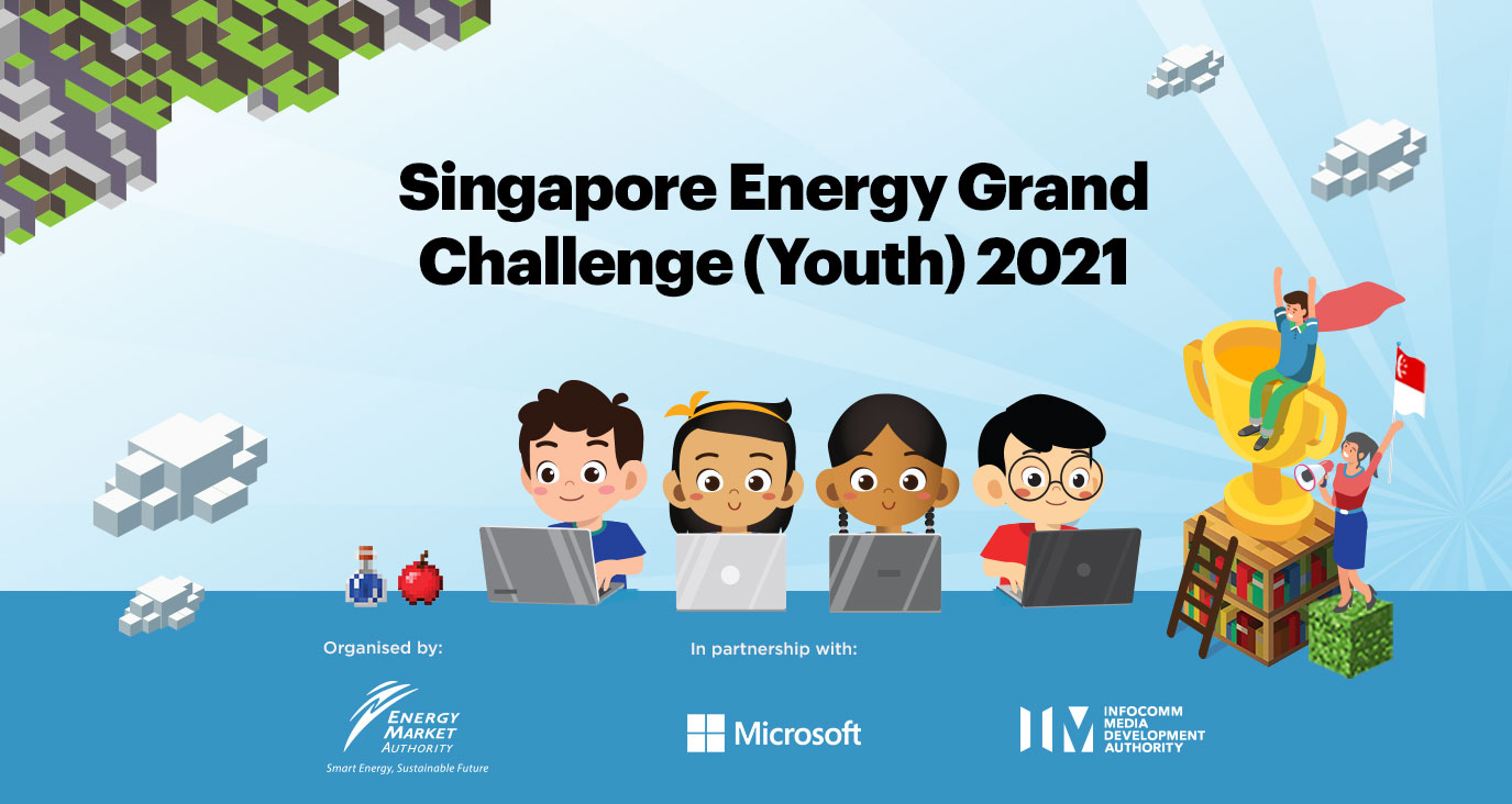 Seeking Ideas from Youths for Carbon-free Schools or Neighbourhoods in Singapore with Minecraft: Education Edition